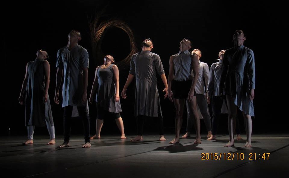 'Becoming King', in its second incarnation, by Joseph Gonzales, performed by ASWARA Dance Company. Photo: Timi Banzon