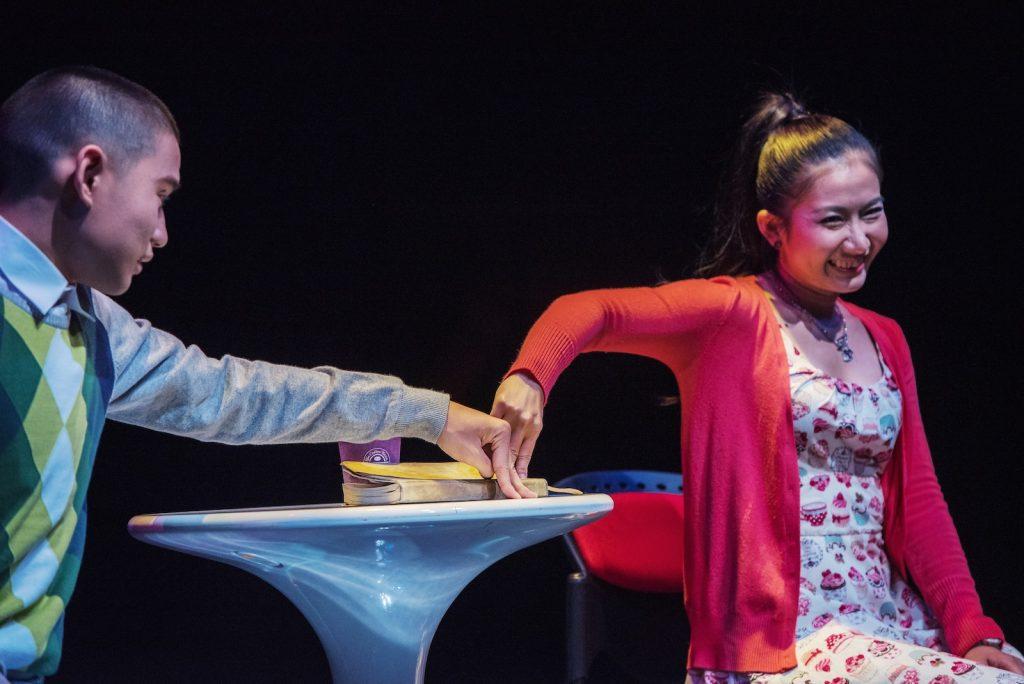 """Pak Tor - Keangiap Tan and Sotorng Lim in """"Pak Tor ?"""" directed by Wong Lay Chin, photo credit to Sherwynd Rylan Kessler"""