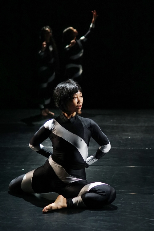 "Lee Ren Xin in Paula Rosolen's ""Puppets"". Photo by Daniel Steven Trinidad."