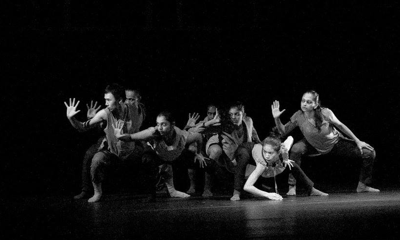 Inner Space Dance Company in James Kan's 'Dystopia.'
